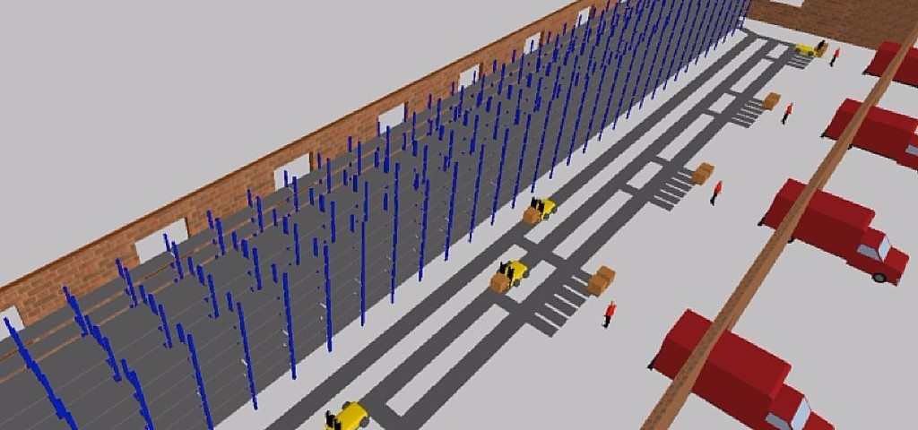 Warehouse Storage Optimization