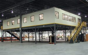 Modular Office Structures