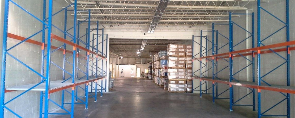 Warehouse Shelving Services In Toronto