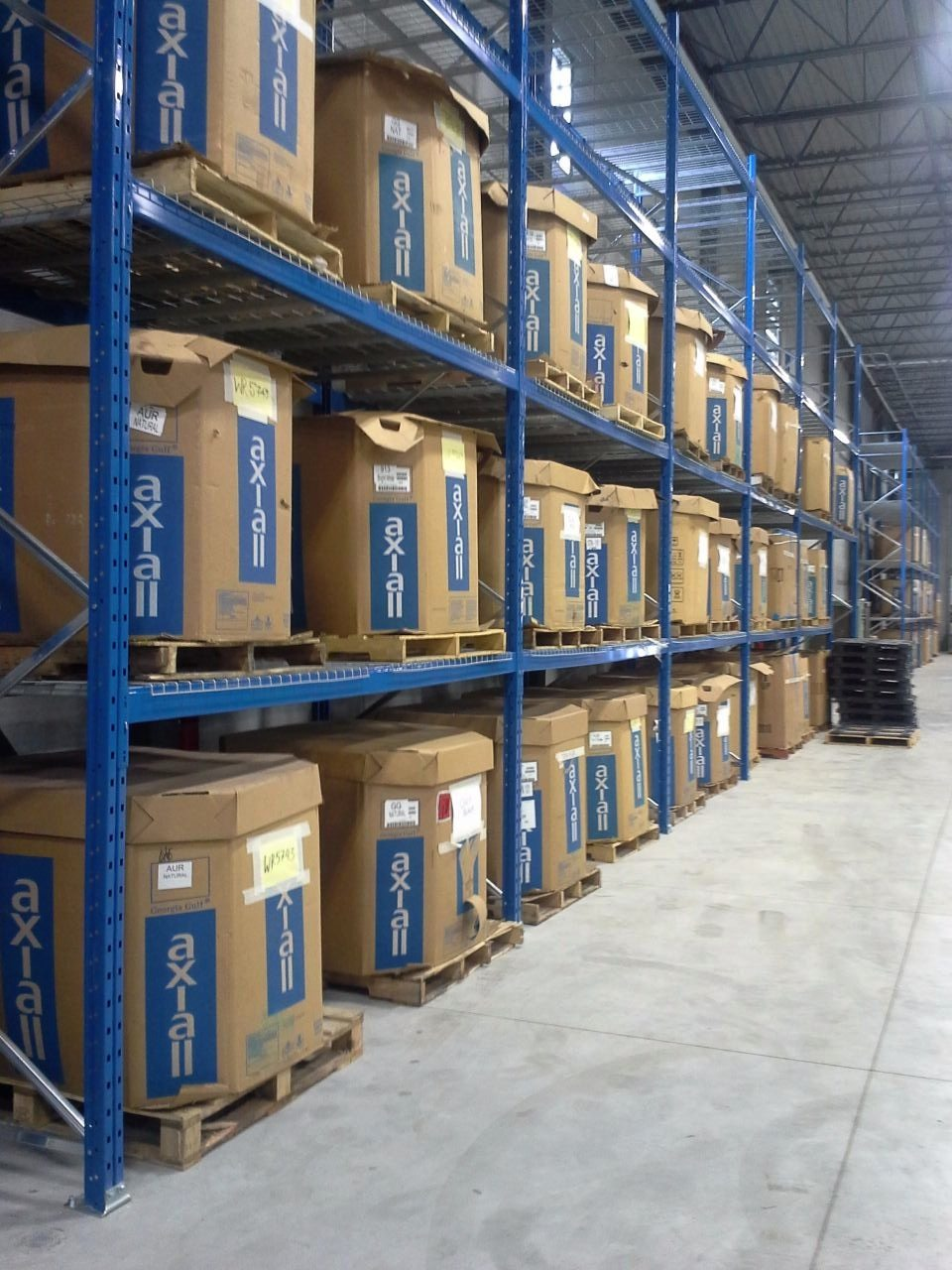 warehouse and storage solutions