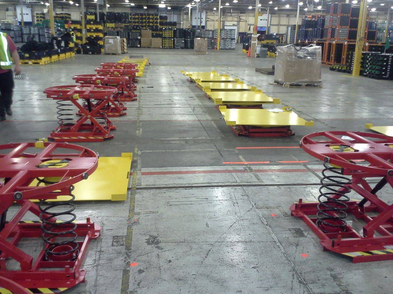 PalletPal Lift Tables
