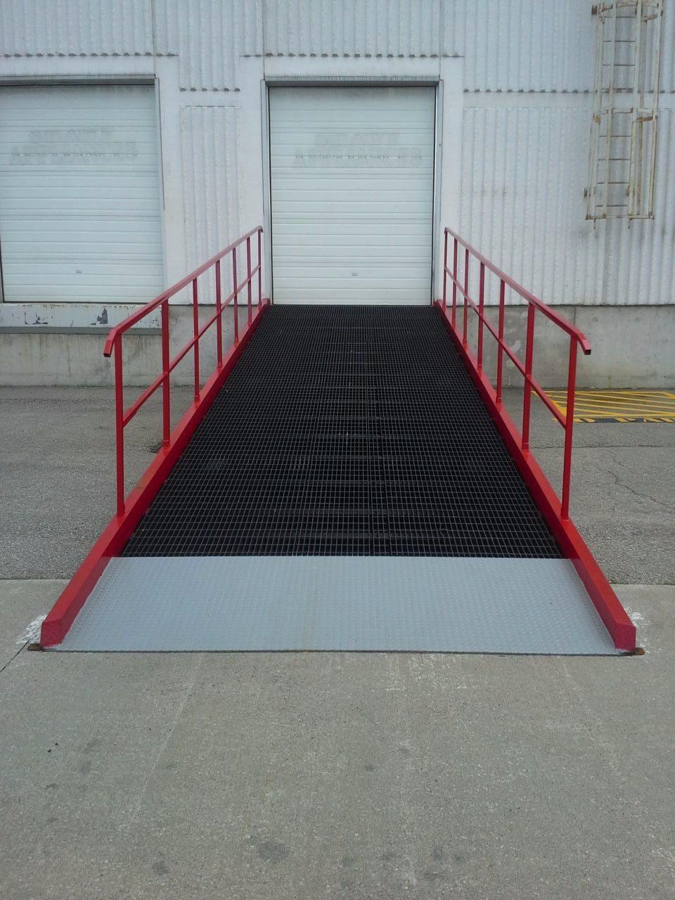 Rampmaster Dock Ramp