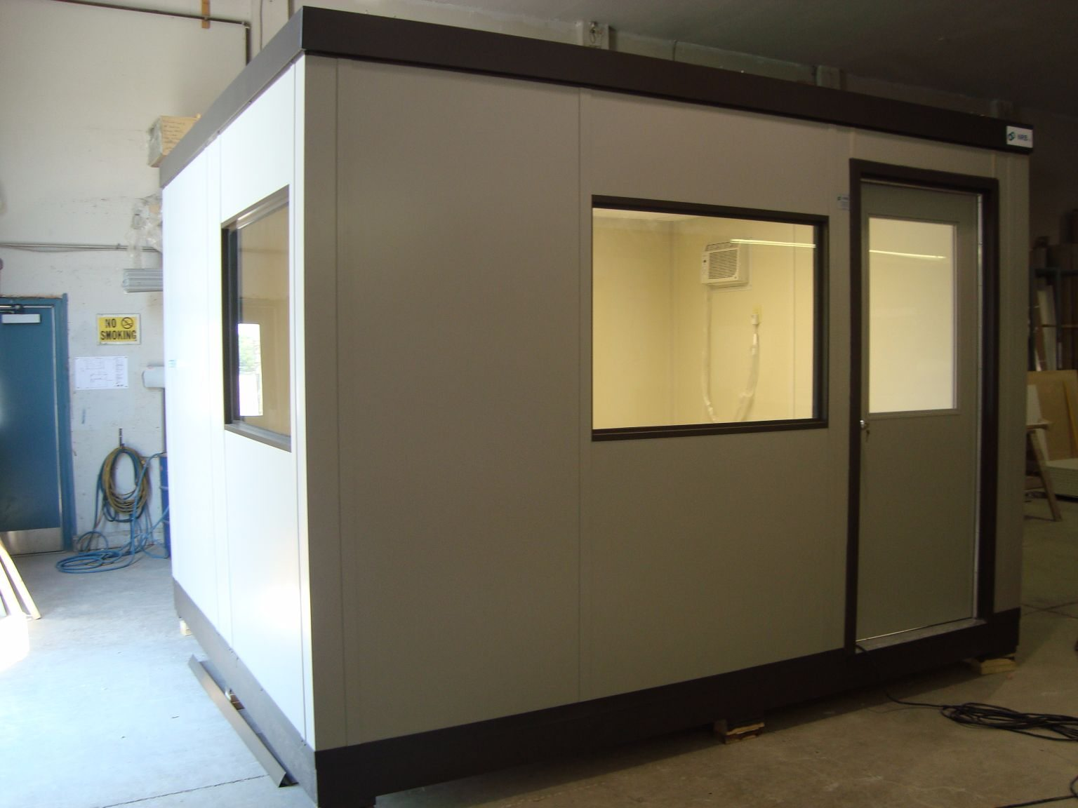 Pre-Assembled Modular Office