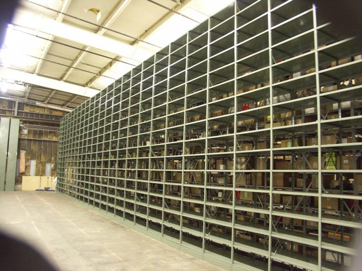 Website Metalware Shelving