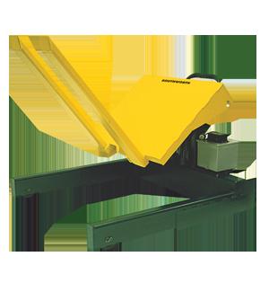 E-Z Reach Straddle Style Portable Container Tilter In Burlington
