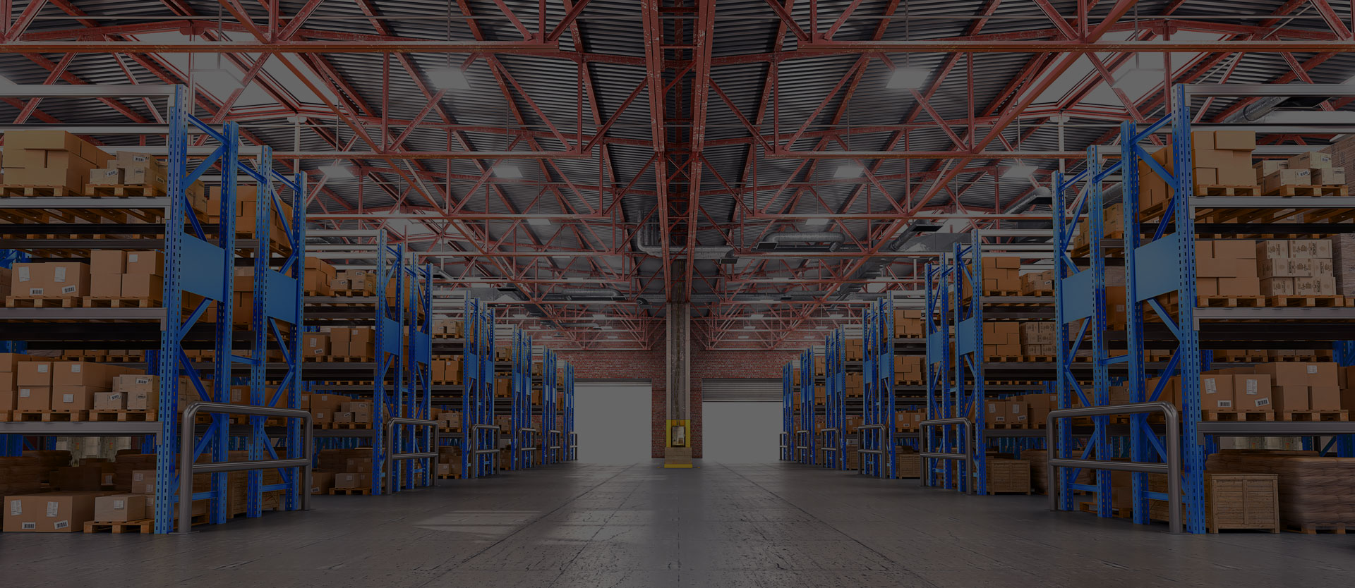 warehouse racking systems - pallet racking